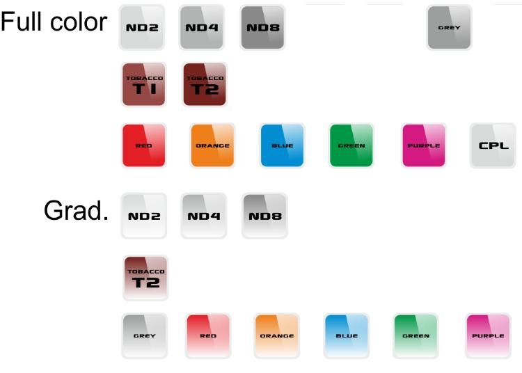 Прямоугольные фильтры Z серии